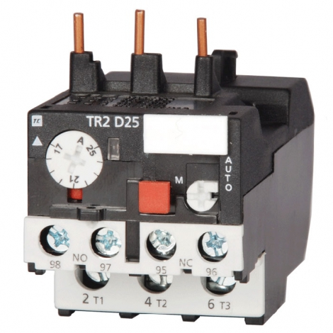37.0 - 50.0A Overload Relay For TC1 Contactors