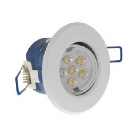 Click Inceptor Micro White 7W Downlight WW