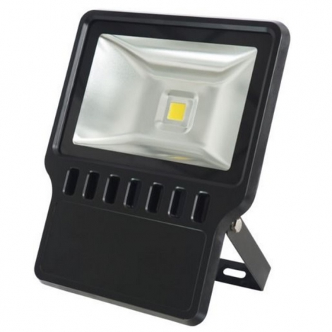 Timeguard LEDMF100FL 100W LED Energy Saver Floodlight Black