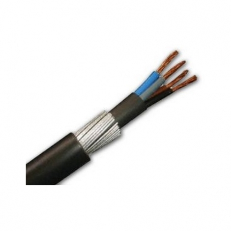 Low Smoke & Fume XLPE Armoured Cable SWA 4 core 2.5mm 6944X2.5LSZH