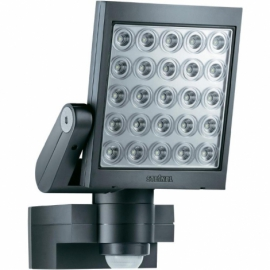 Steinel XLED 25 LED PIR Sensor Floodlight Black 005696