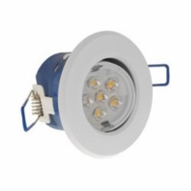 Click Inceptor Micro Dimmable White 7.5W Downlight WW