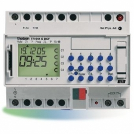 Timeguard TR644 S DCF 4-Channel Year Time Switch